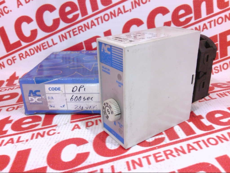 ACDC DYNAMICS DP1-600S-24VDC