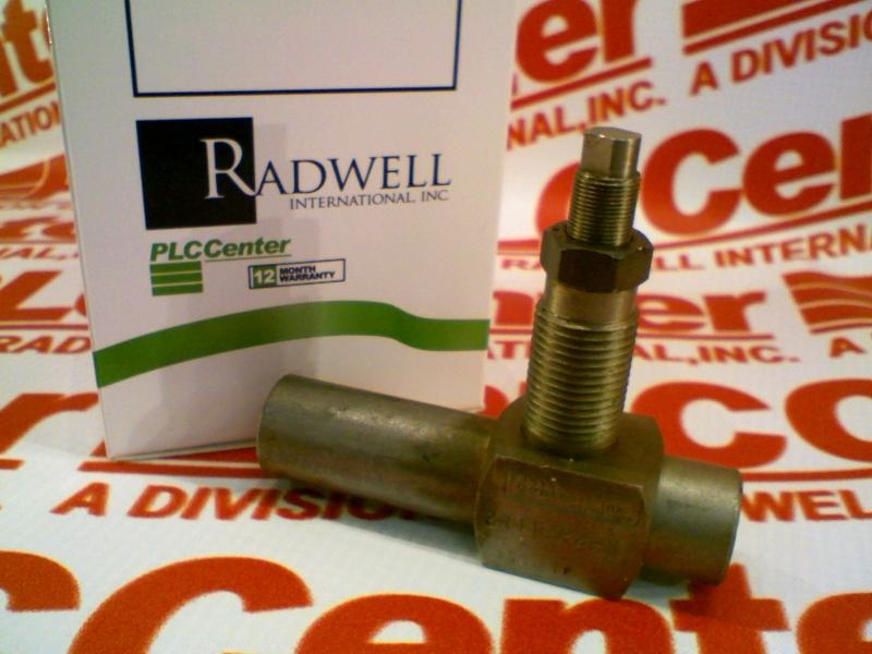 FLUID CONTROLS 2R11-P2-S