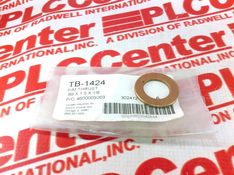 ISOSTATIC TB-1424