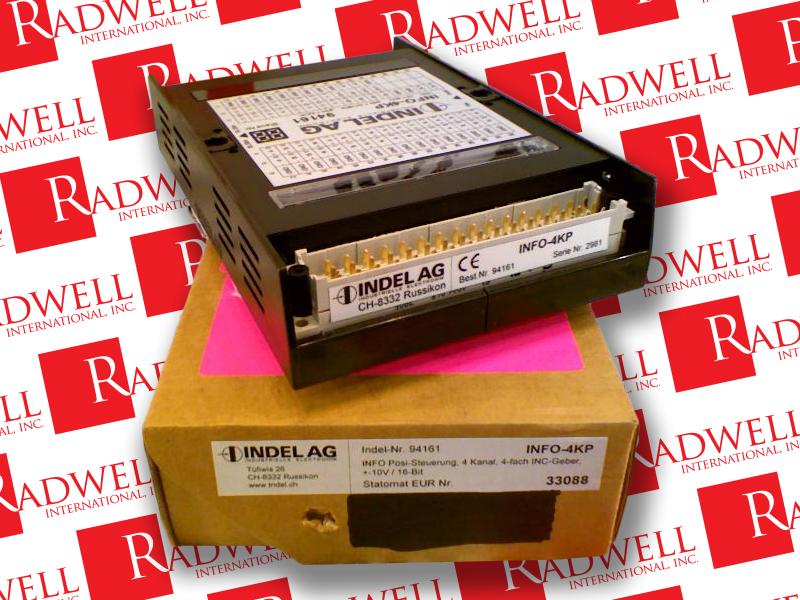 INDEL AG 609416100