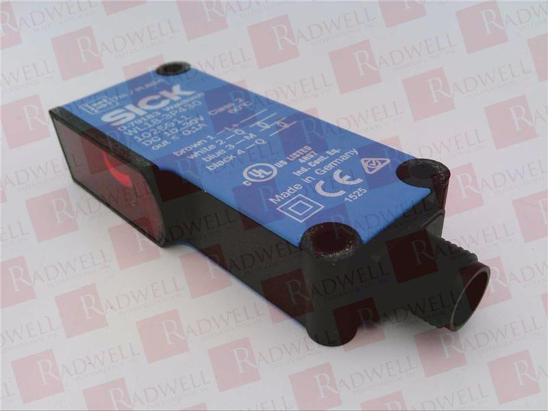 SICK OPTIC ELECTRONIC WL18-3P430
