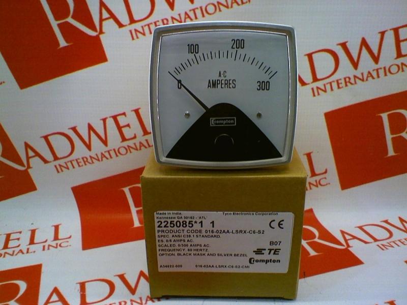 ADC FIBERMUX 01602AALSRXC6S2