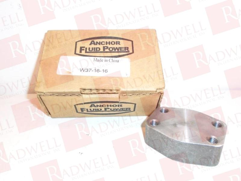 ANCHOR FLANGE W37-16-16