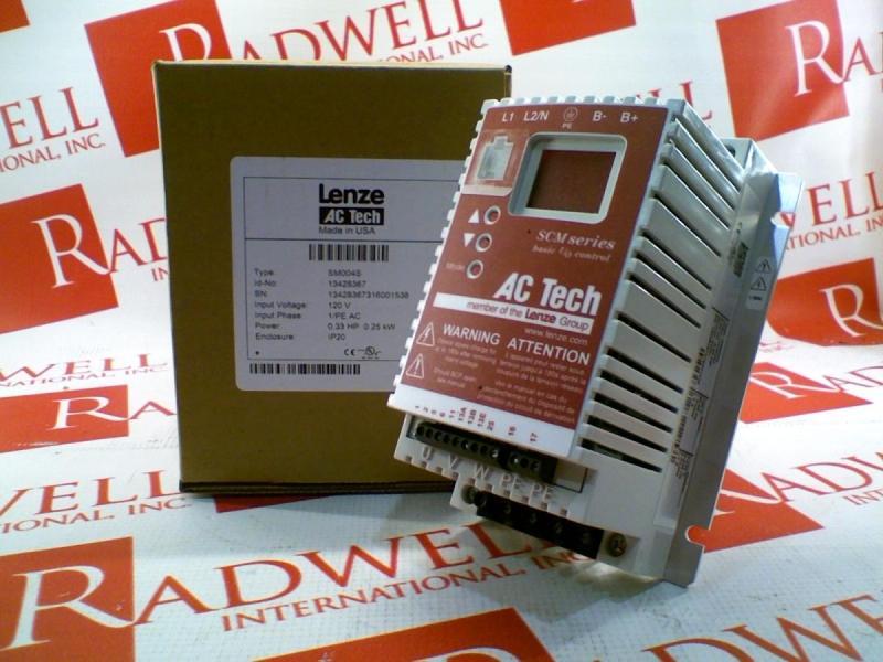 AC TECHNOLOGY SM004S