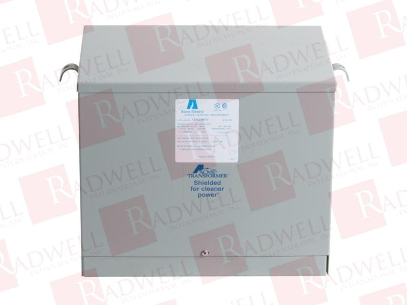 ACME ELECTRIC T2A533401S