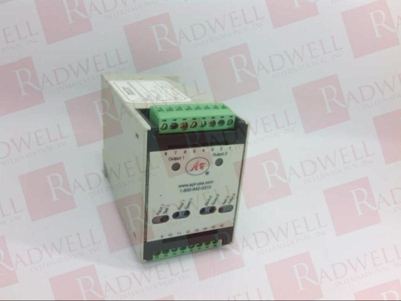 ABSOLUTE PROCESS INSTRUMENTS API-4393-DIN