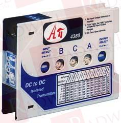ABSOLUTE PROCESS INSTRUMENTS API-4380-DIN