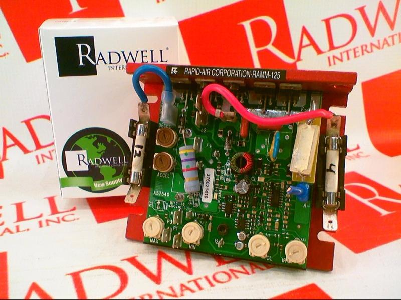 RAPID AIR RAMM-125