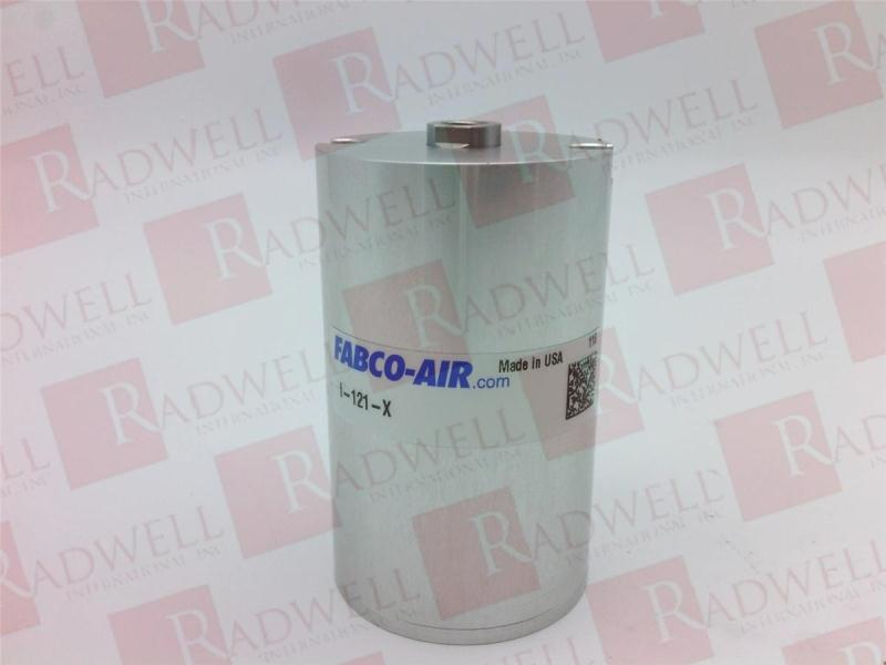FABCO-AIR INC I-121-X