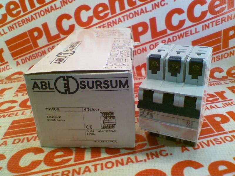 ABL SURSUM 3G15UM
