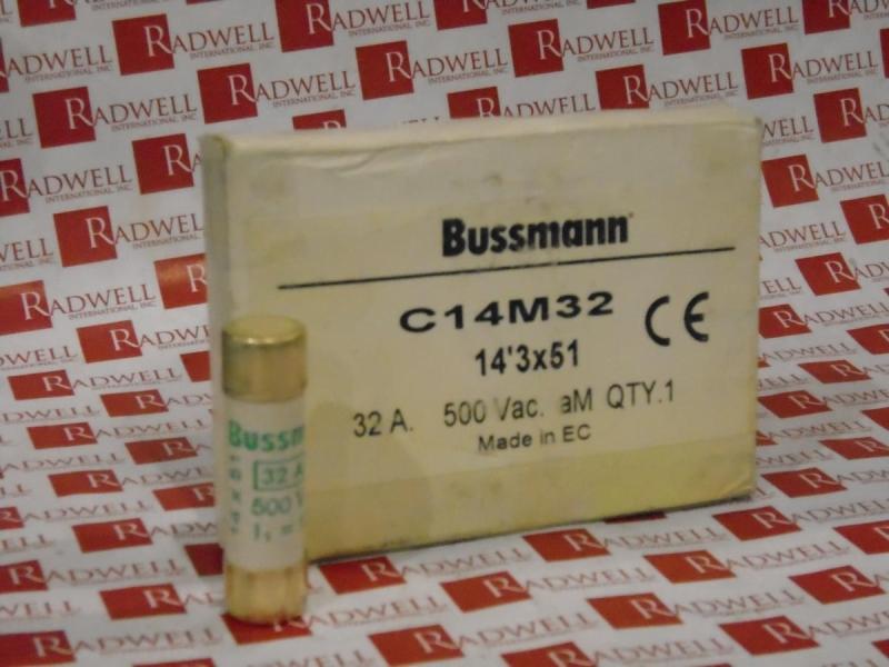 BUSSMANN C14M32