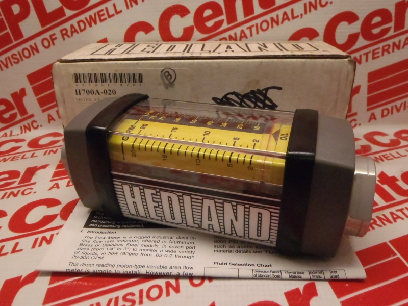 HEDLAND H700A-020