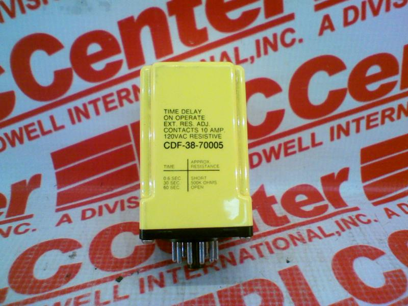 ADC FIBERMUX CDF-38-70005