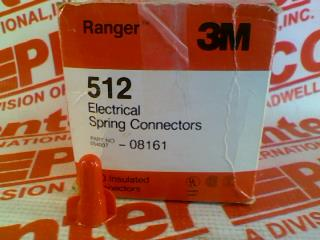 3M HOME & COMMERCIAL CARE 512-BOX