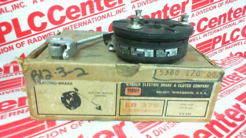 WARNER ELECTRIC 5380-170-002
