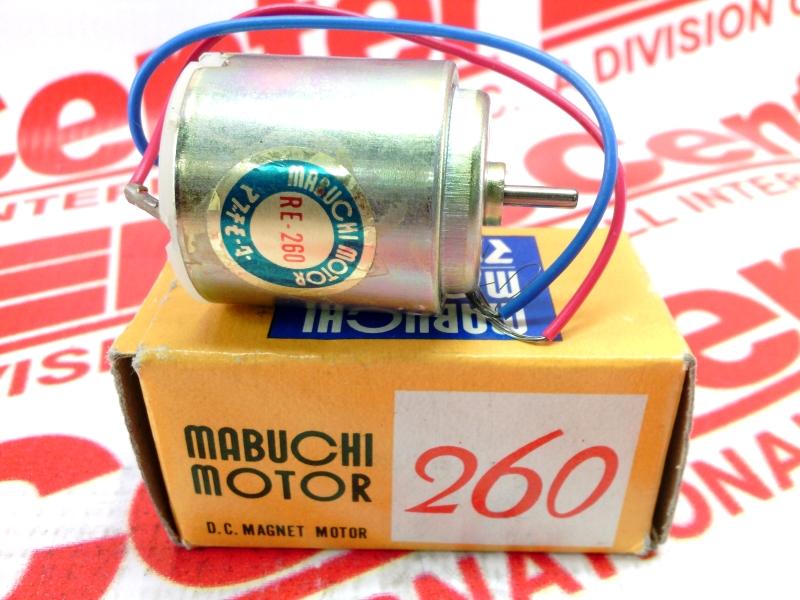 MABUCHI MOTORS RE-260