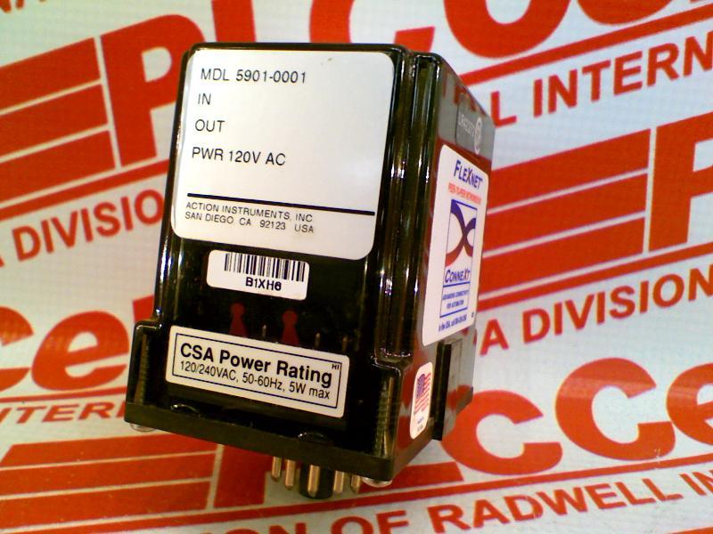 ACTION PAK MDL-5901-0001