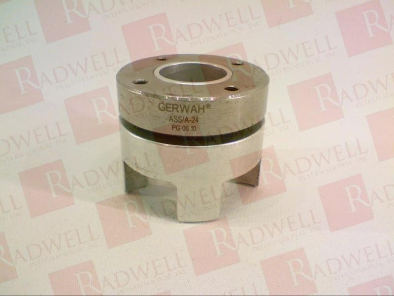 GERWAH COUPLINGS ASS/A-24-1