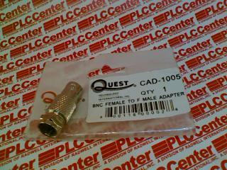 QUEST TECHNOLOGIES CAD-1005