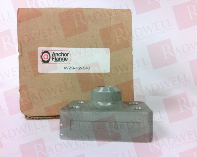 ANCHOR FLANGE W29-12SS