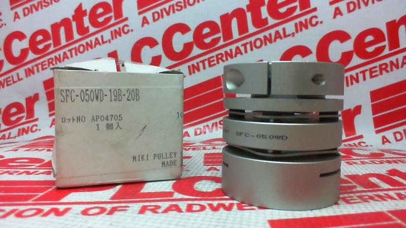 MIKI PULLEY SFC-050WD-19B-20B