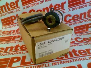 ACCU CODER 755A-10-S-1000-R-PU-1-S-S-N