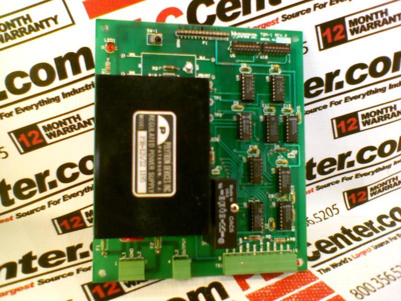 MICROCONTROL SYSTEMS TQM-1