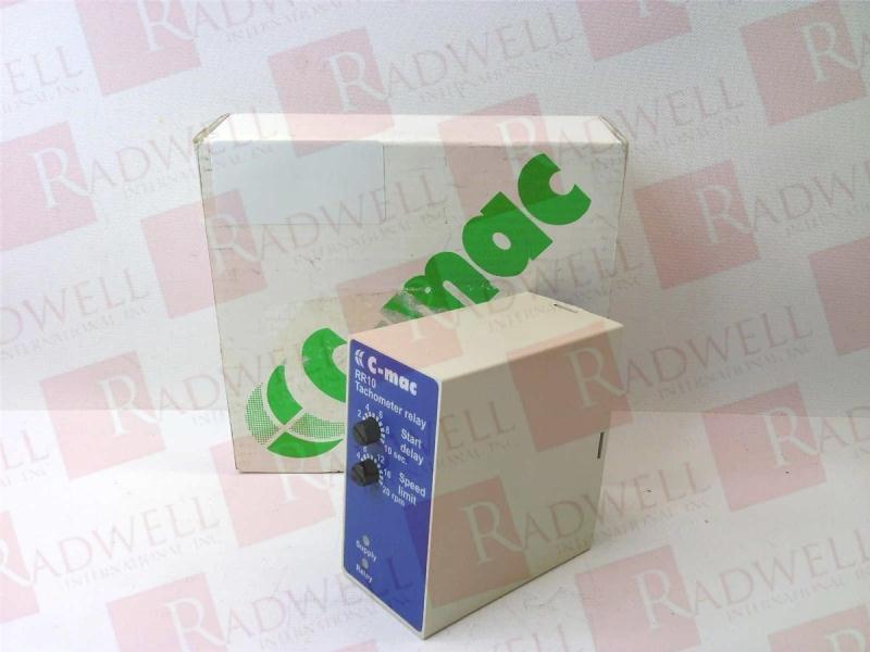 C MAC RR10-1-1-230-2K