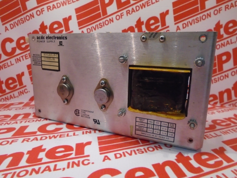 ACDC ECV12D3.4-1