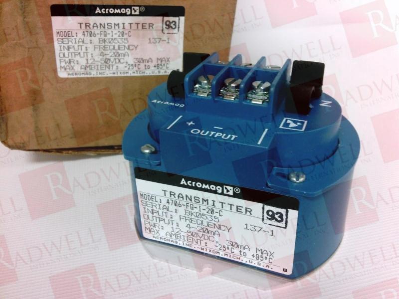 ACROMAG 4706-FQ-I-20-C
