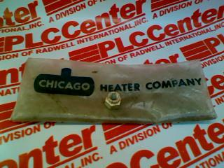 CHICAGO HEATER CO 1976-NUT