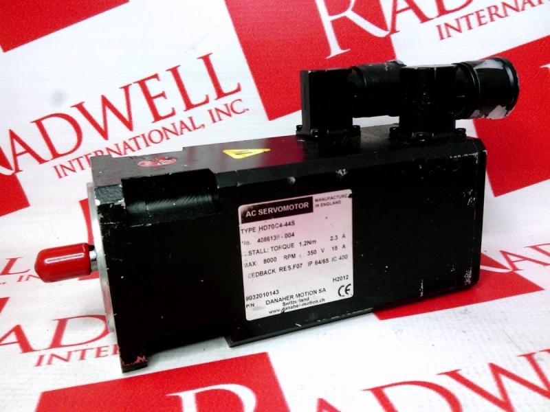 GL GEIJER ELECTR HD70C4-44S