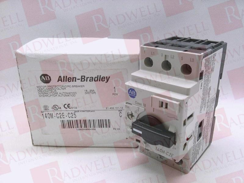 ALLEN BRADLEY 140M-C2E-C25