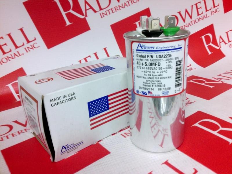 AMRAD ENGINEERING RA2000/37-44-406+505