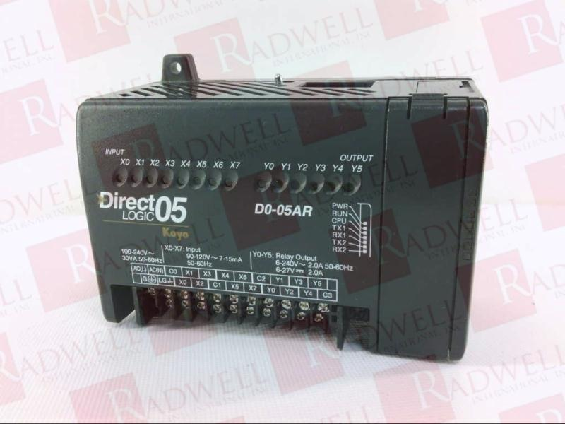 AUTOMATION DIRECT D0-05AR