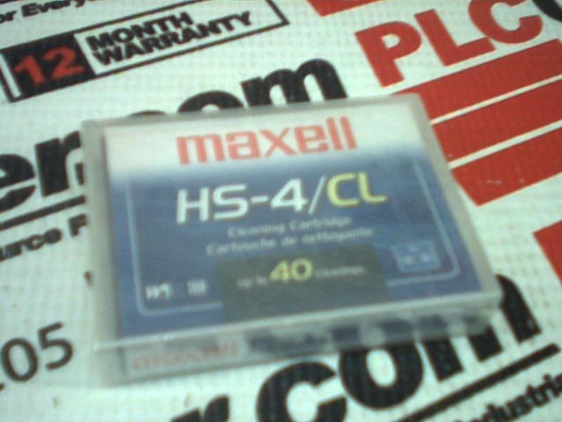 MAXELL HS-4/CL
