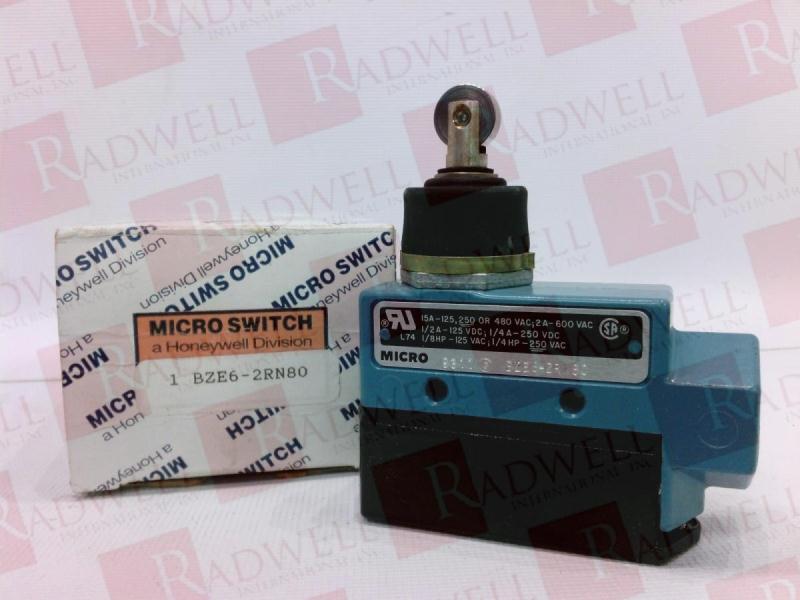 MICROSWITCH BZE6-2RN80