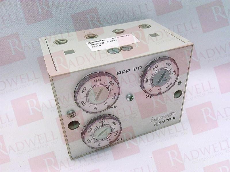 SAUTER RPP20-F001
