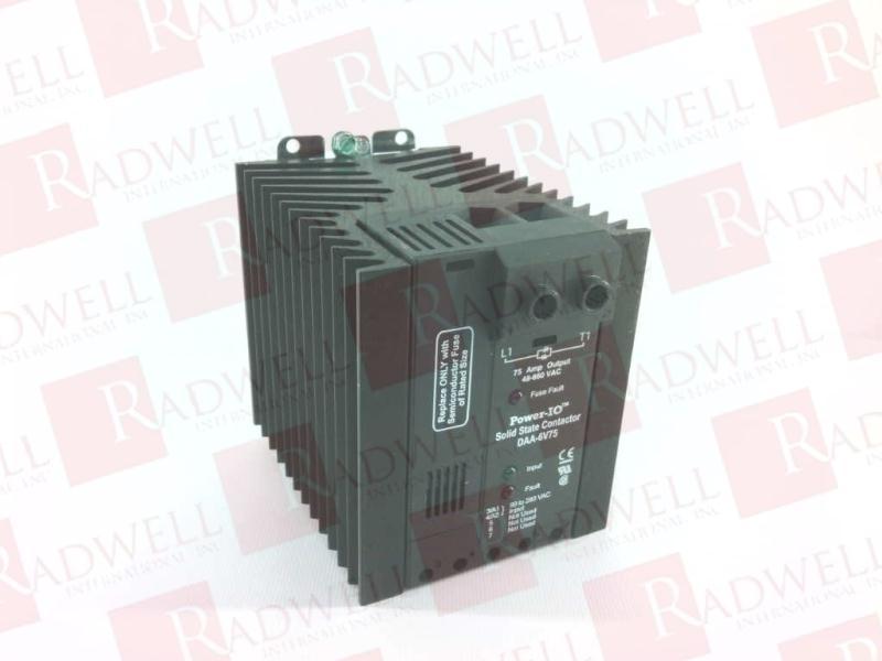POWER-IO DAA-6V75