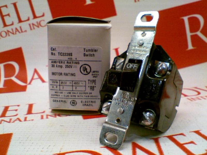 GENERAL ELECTRIC TC2228S