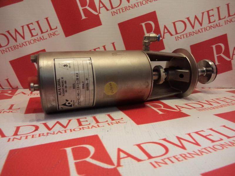 ALFA LAVAL HEAT EXCHANGERS SRC-GC-IND-1.5-7-20VLV