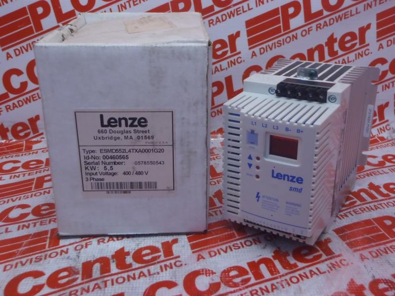 AC TECHNOLOGY ESMD552L4TXA