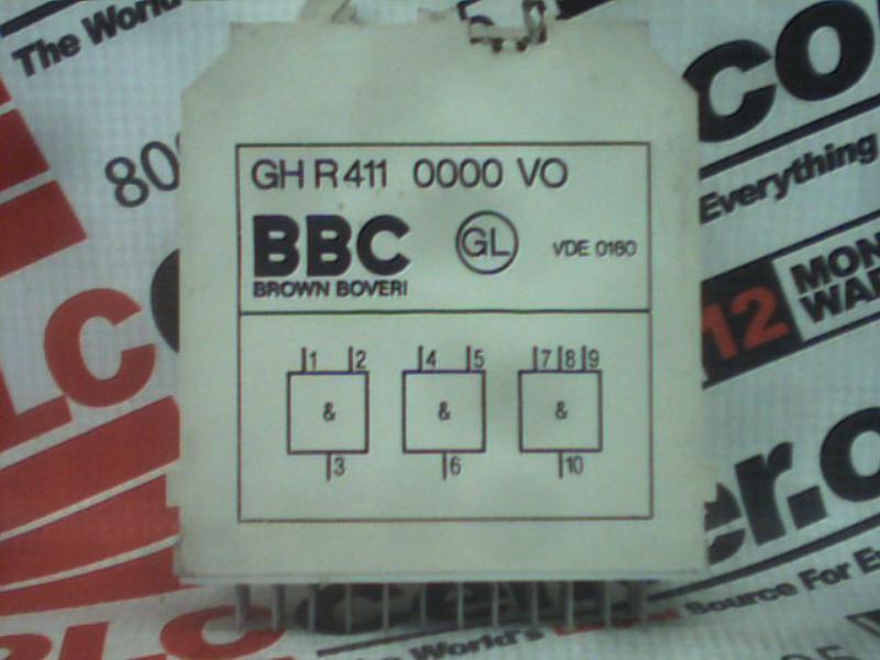 ABB GH-R411-000-VO