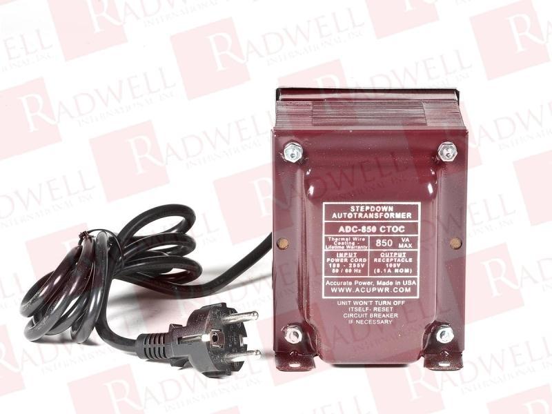 ACUPWR ADC-850