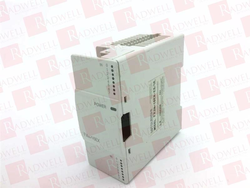 MITSUBISHI FX2N-16EX-ES/UL