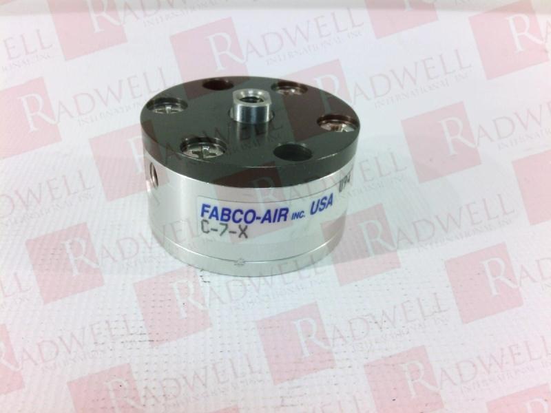 FABCO-AIR INC C-7-X