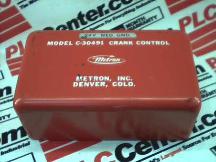 METRON INSTRUMENTS C-30491
