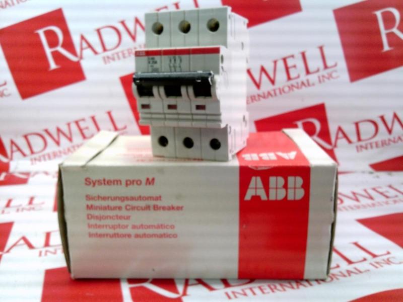 ABB S283-K20