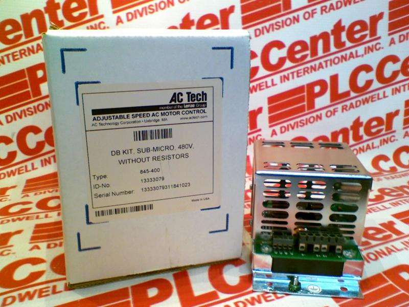 AC TECHNOLOGY 845-400
