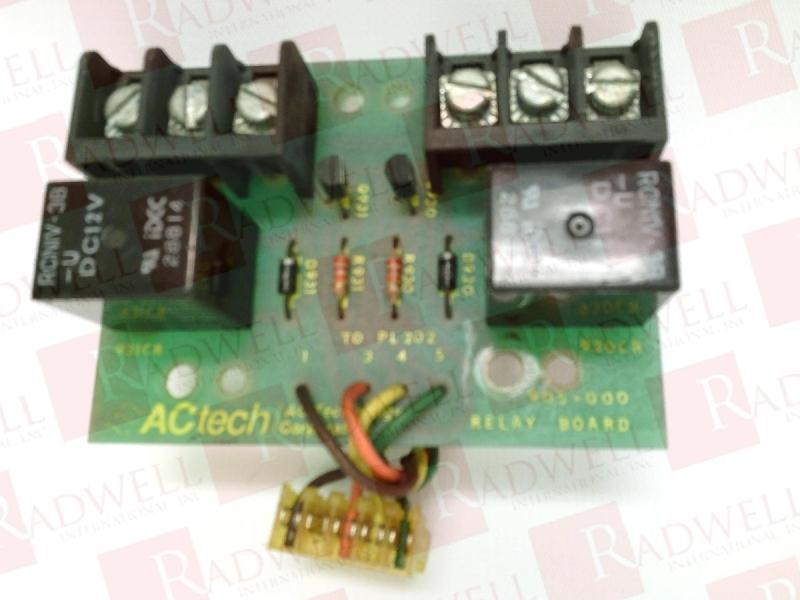 AC TECHNOLOGY 905-000